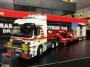 WSI Mammoet Mercedes Actros 6x4 with Drake 2x8 Dolly and 4x8 Trailer